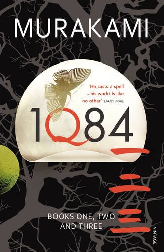 1Q84 Books 1 2 and 3