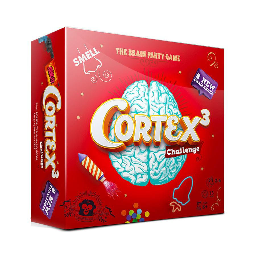 Društvena igra CORTEX 3