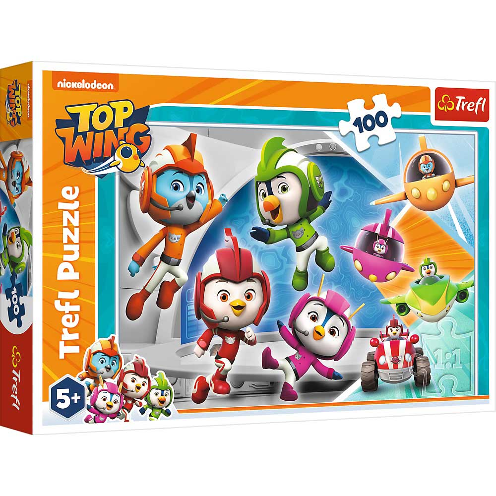 Puzzle TOP WINGS 100