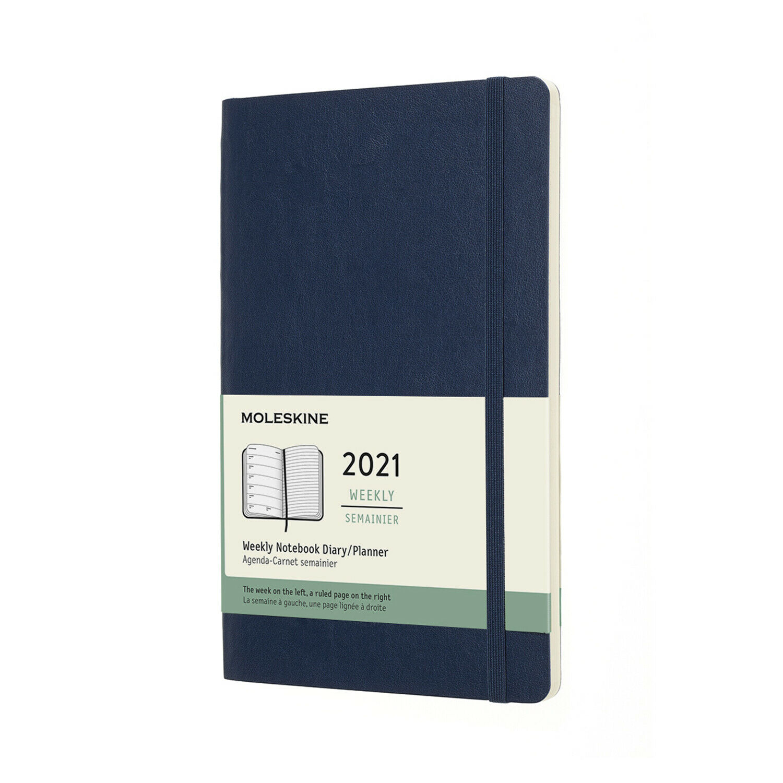 Rokovnik Moleskine BLUE SOFT