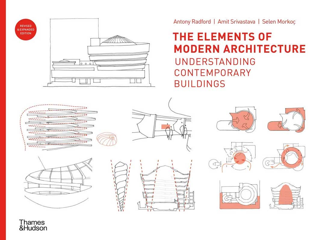 THE ELEMENTS OF MODERN ARCHITECTURE