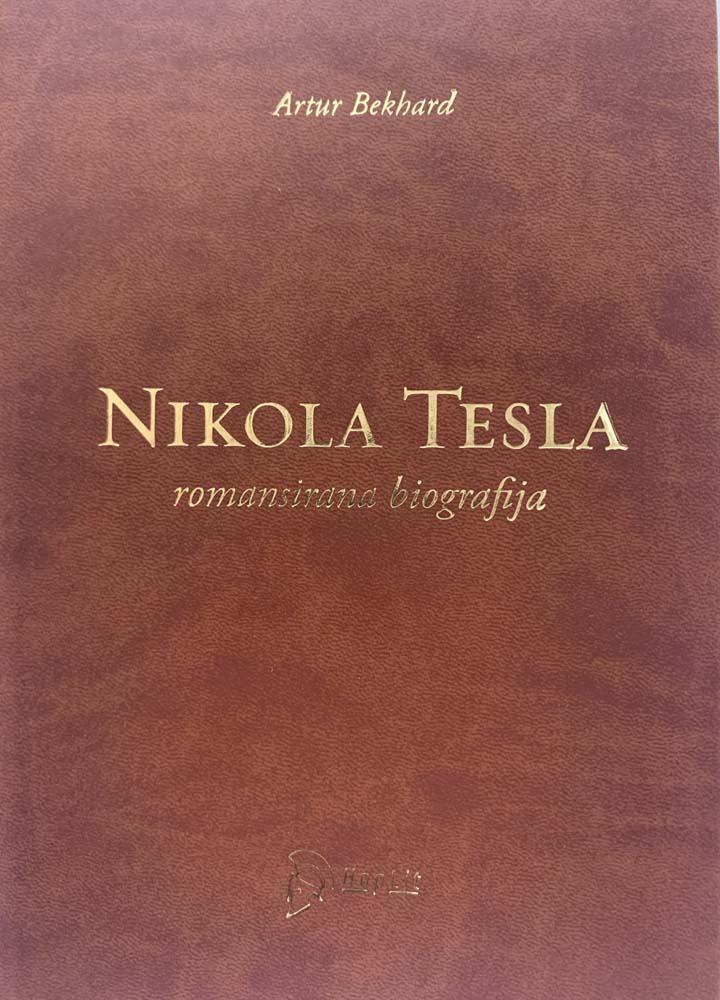 NIKOLA TESLA romansirana biografija