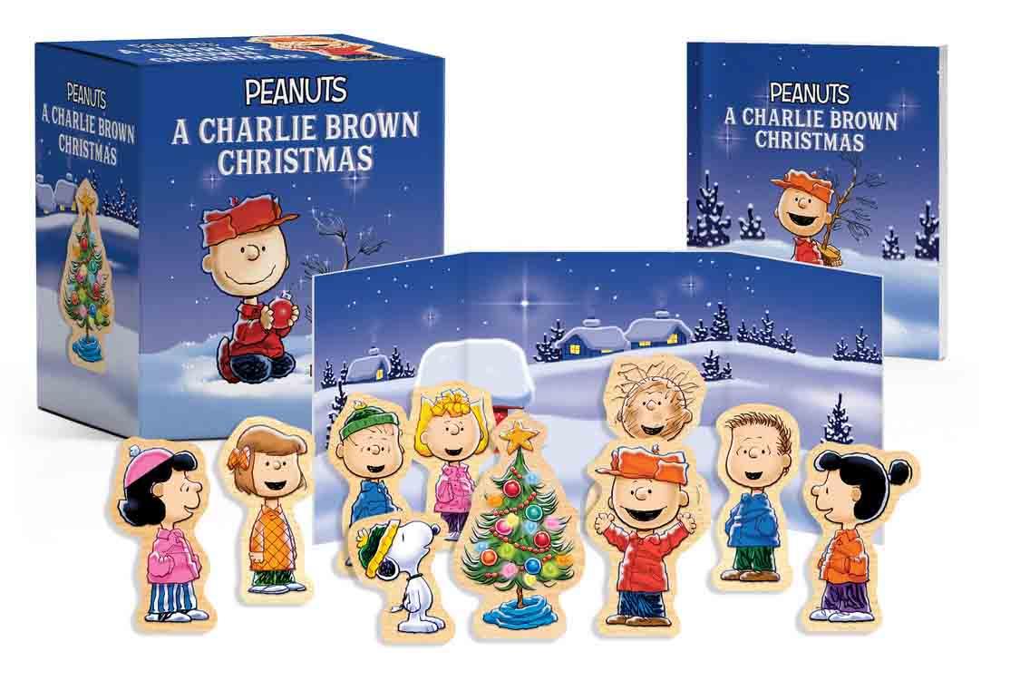 A Charlie Brown Christmas Collectible Set