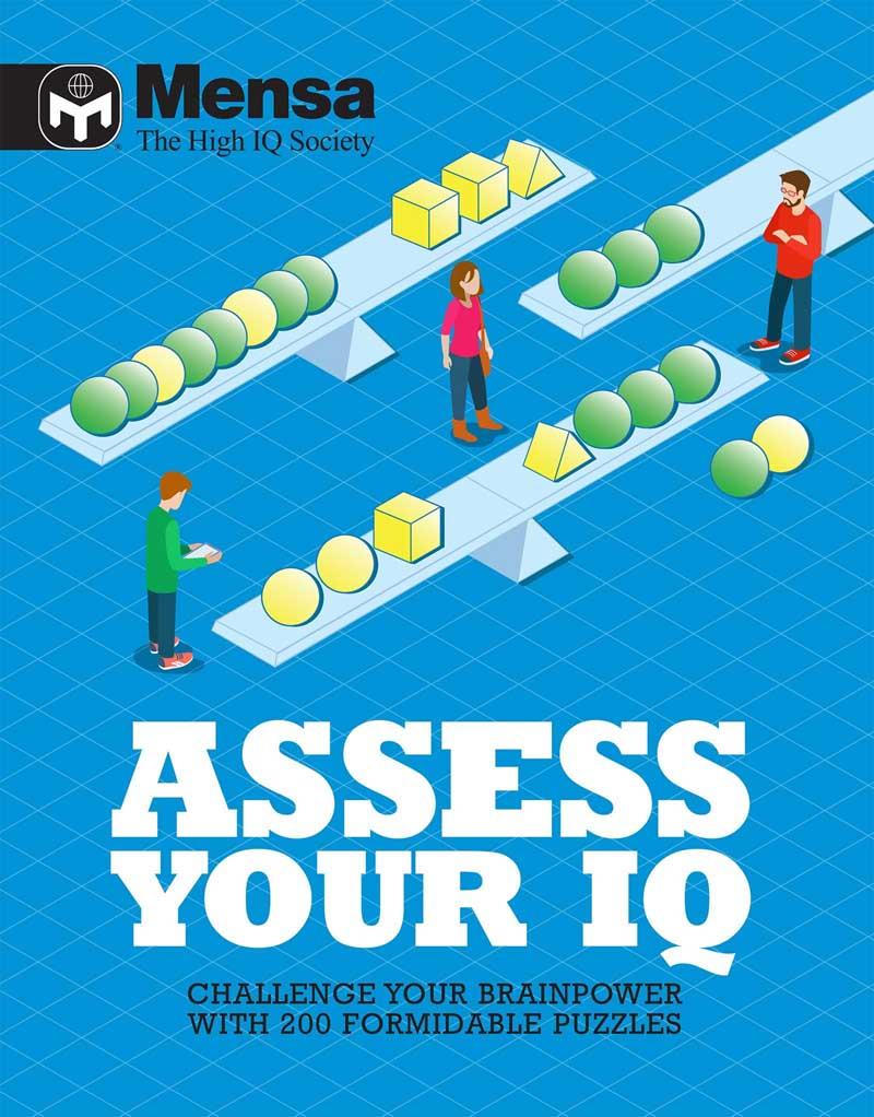 MENSA ASSESS YOUR IQ