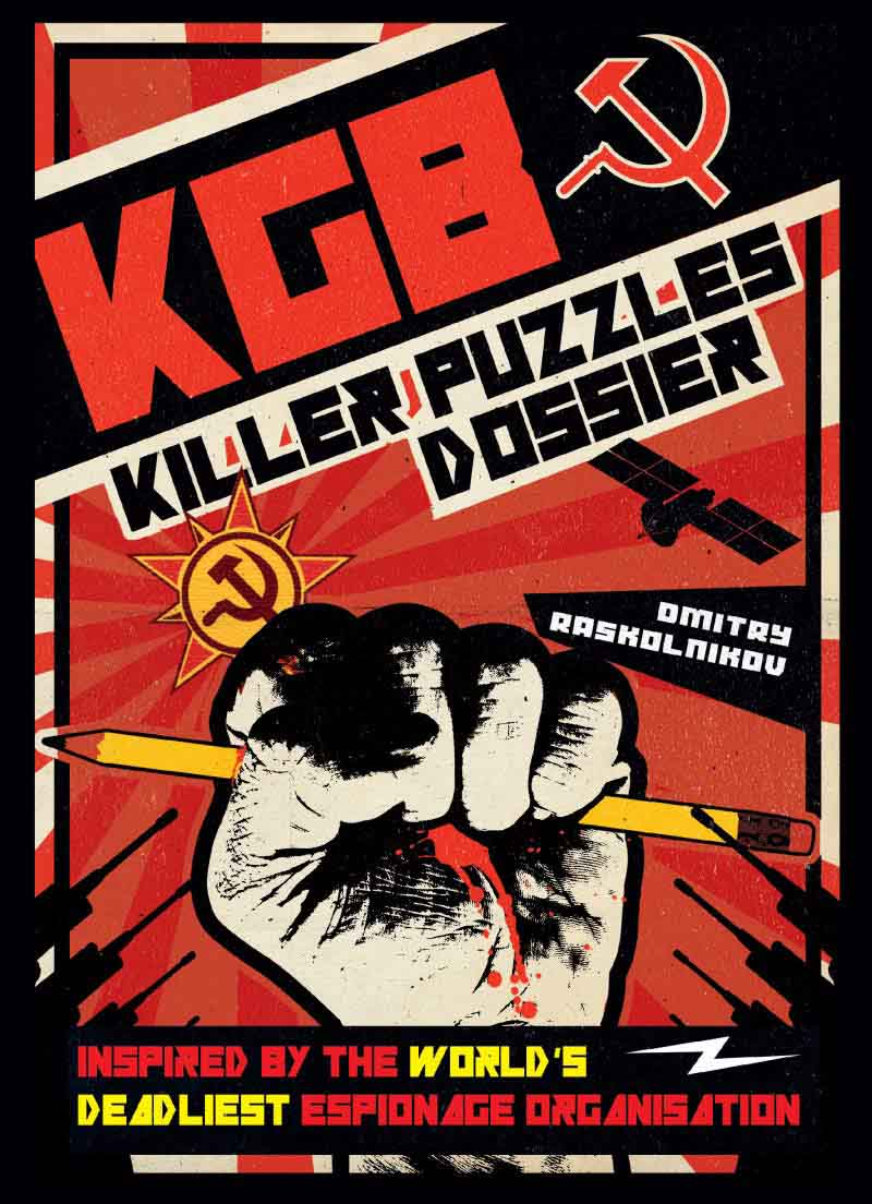 KGB KILLER PUZZLE DOSSIER