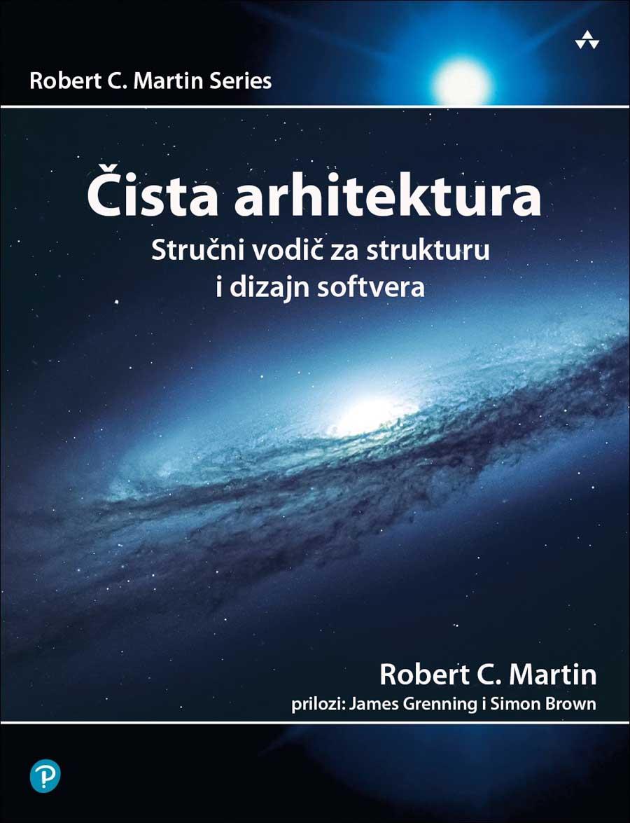 ČISTA ARHITEKTURA ROBERTA C. MARTINA