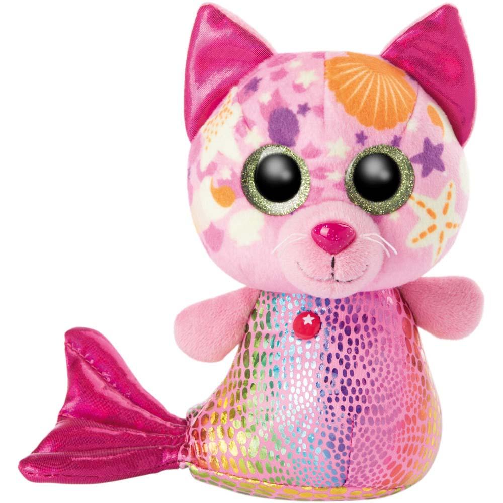NICI plišana igračka MERMAID CAT 15 cm