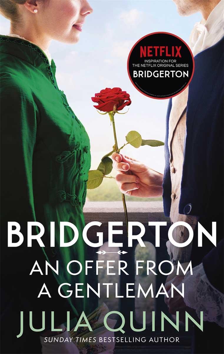 BRIDGERTON AN OFFER FROM THE GENTLEMAN book 3