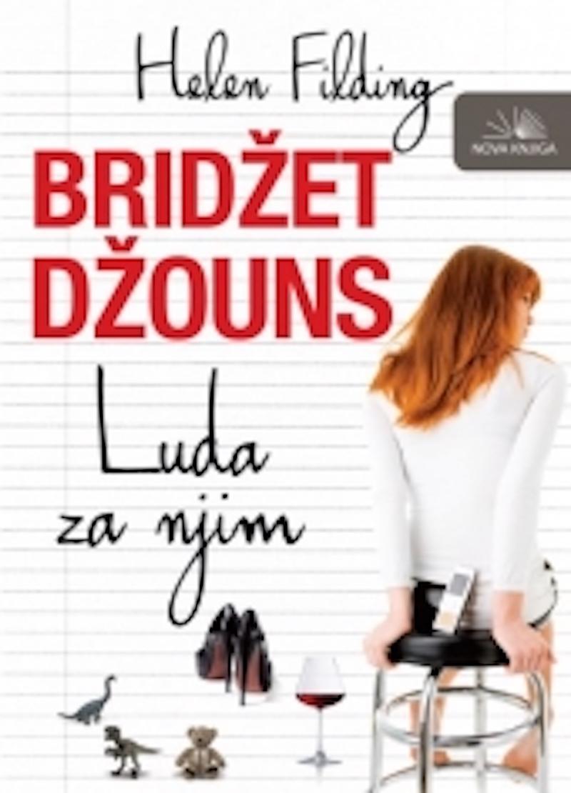 BRIDŽET DŽOUNS - LUDA ZA NJIM