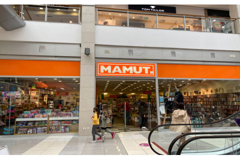 Mamut - Delta City