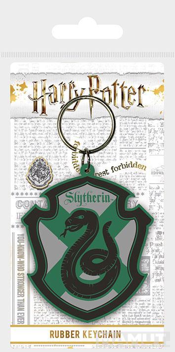 Privezak za Ključ HARRY POTTER (SLYTHERIN) RUBBER KEYRING