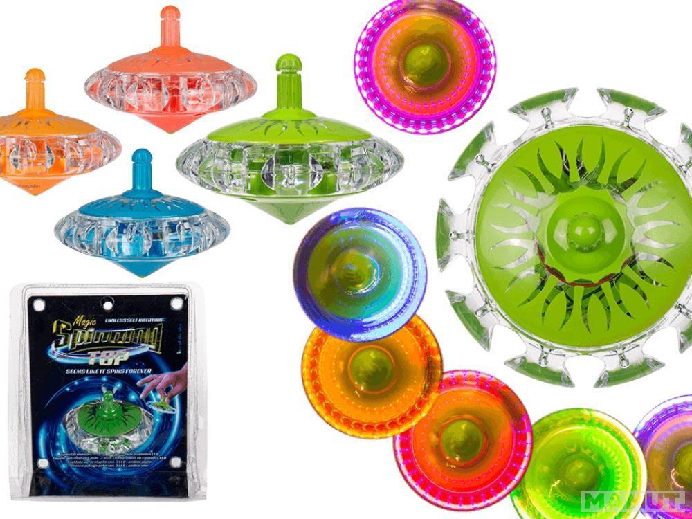 Rotirajuća igračka sa žiroskopom