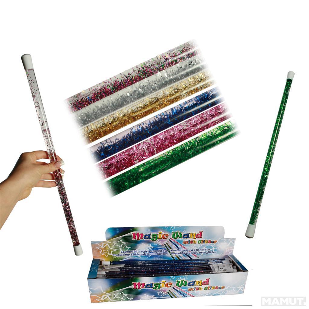 Magični štapić sa šljokicama 6 boja