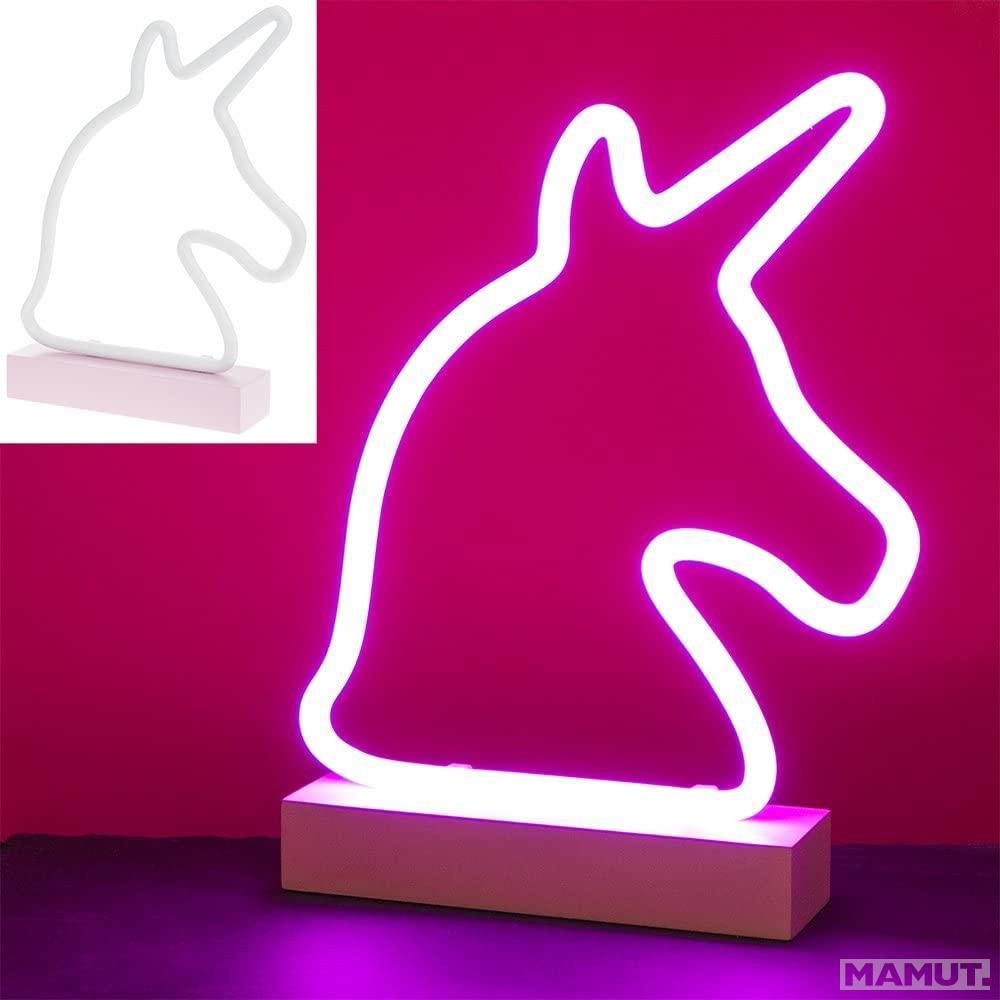 UNICORN PINK Neonska lampa