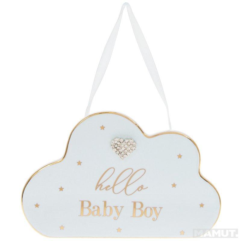 MADDOTS HELLO BABY BOY Dekoracija