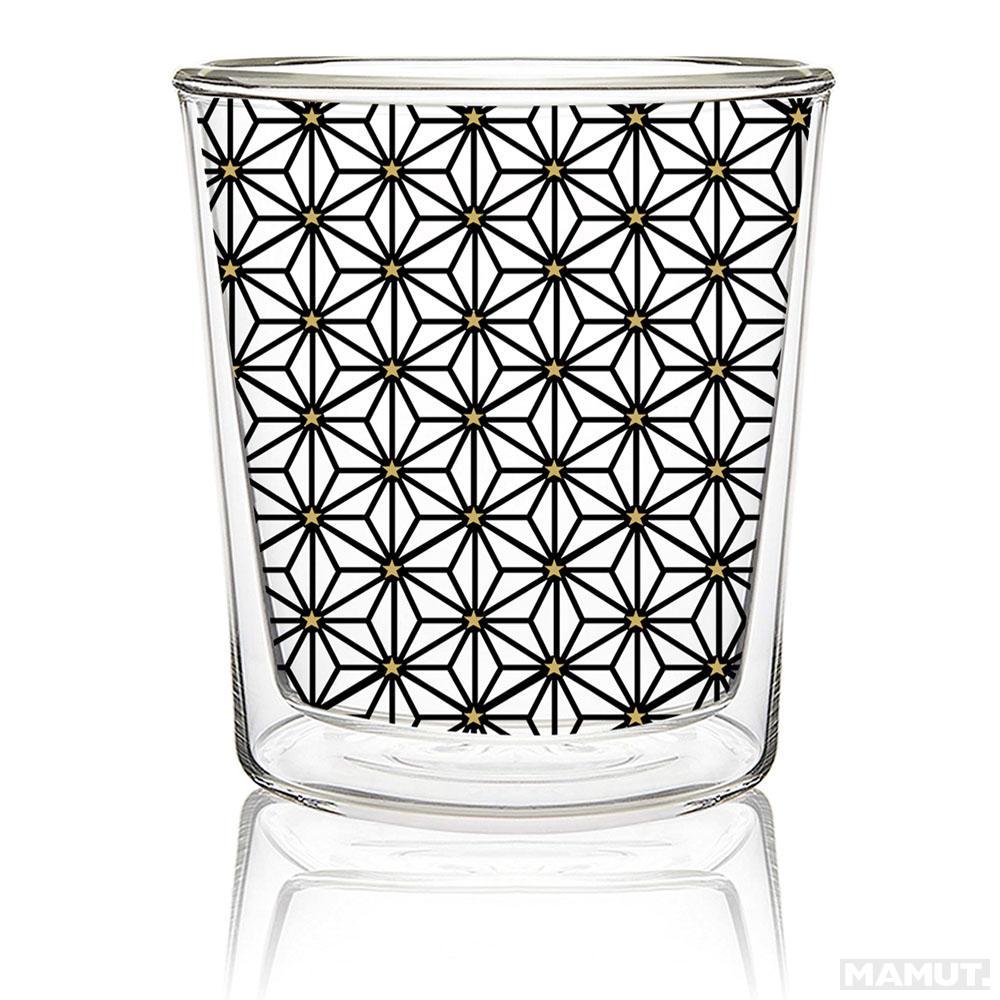 Ukrasna čaša GINZA BLACK