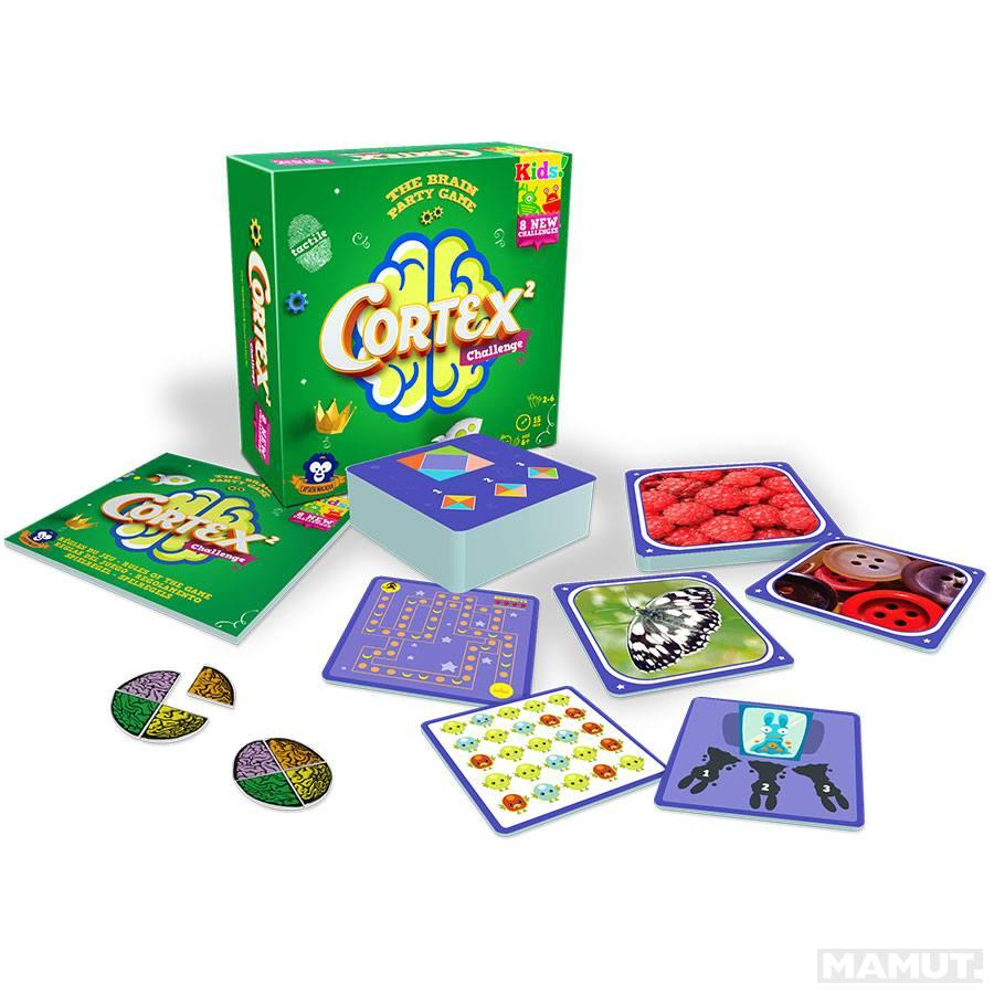 CORTEX KIDS 2 Zeleni