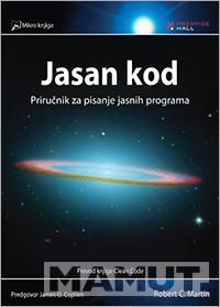 JASAN KOD (Clean cod) Priručnik za pisanje jasnih programa
