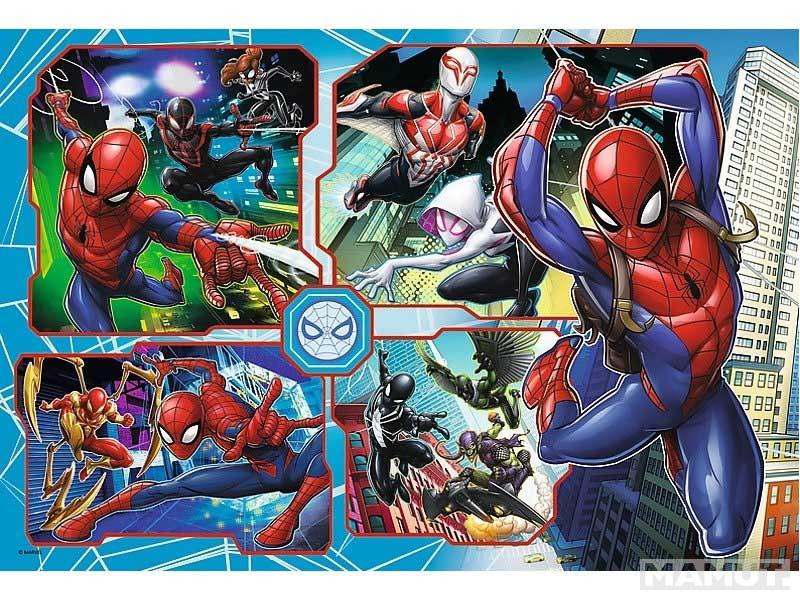 Puzzle MARVEL Spider Man to the rescue 160