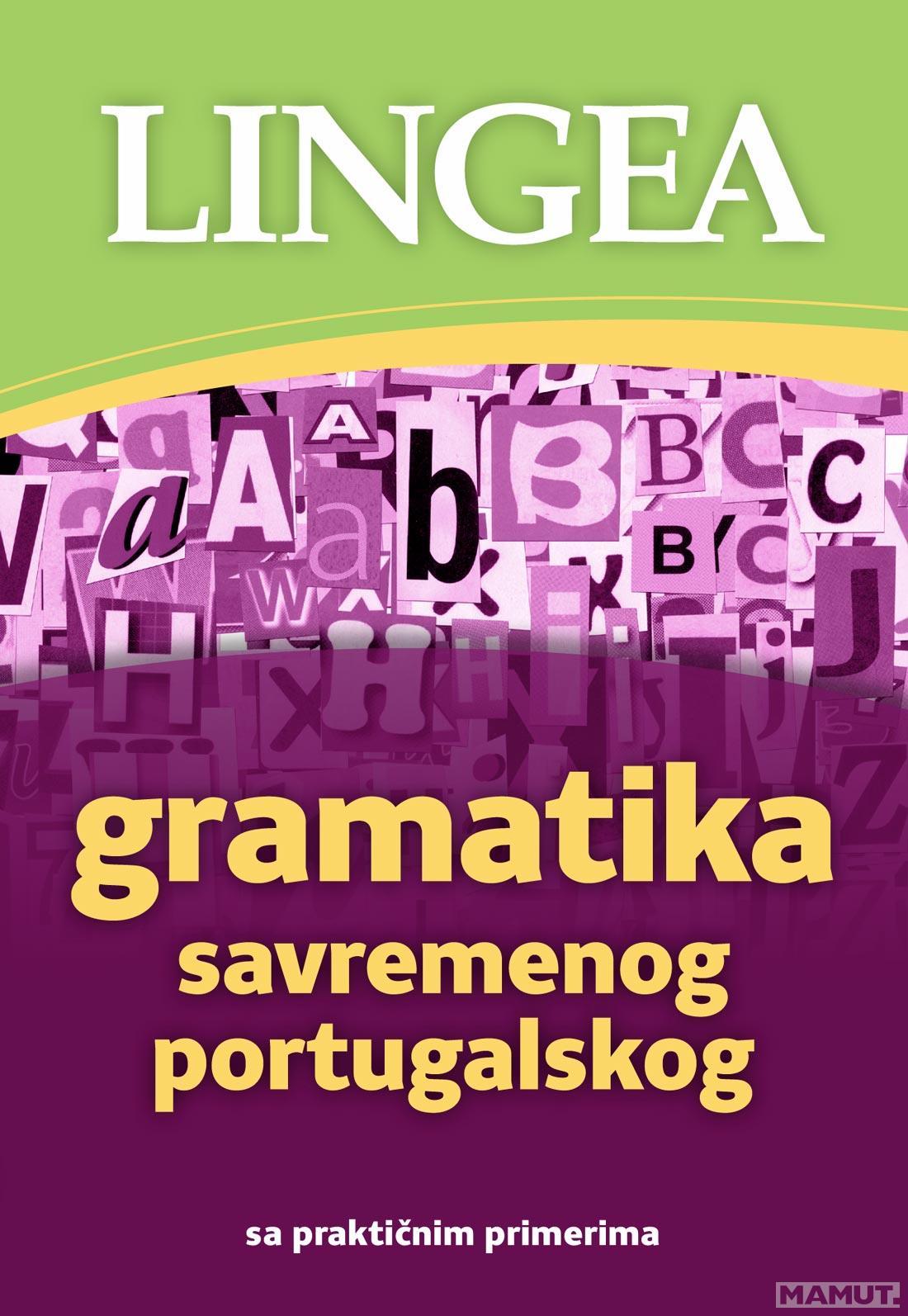 GRAMATIKA SAVREMENOG PORTUGALSKOG