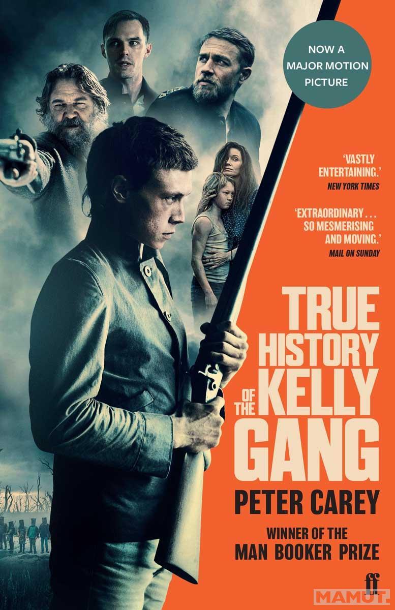 TRUE HISTORY OF KELLY GANG