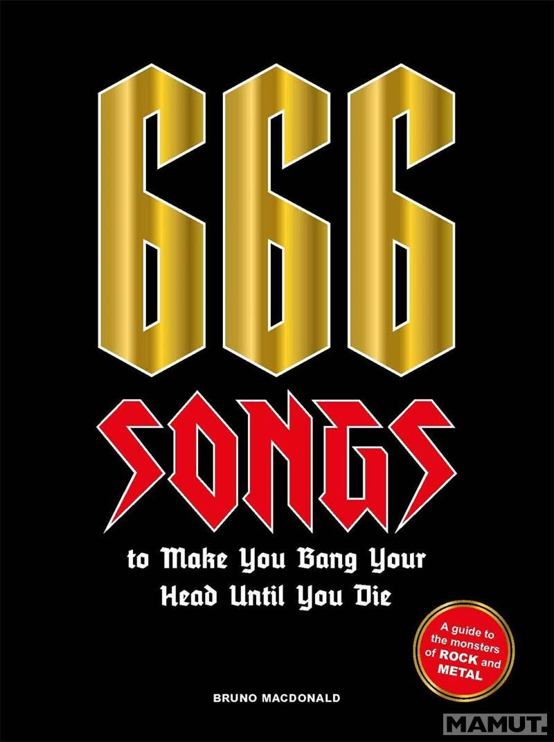 666 SONGS TO MAKE YOU BANG YOUR HEAD