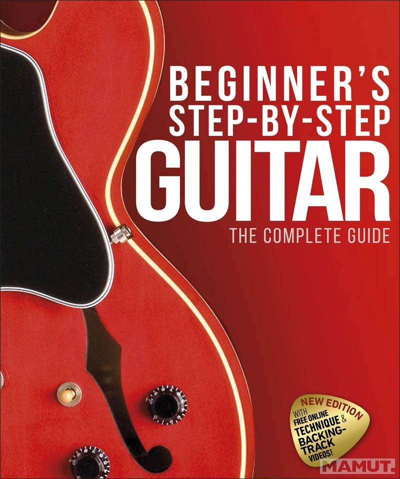 BEGINNERS STEP BY STEP GUITAR