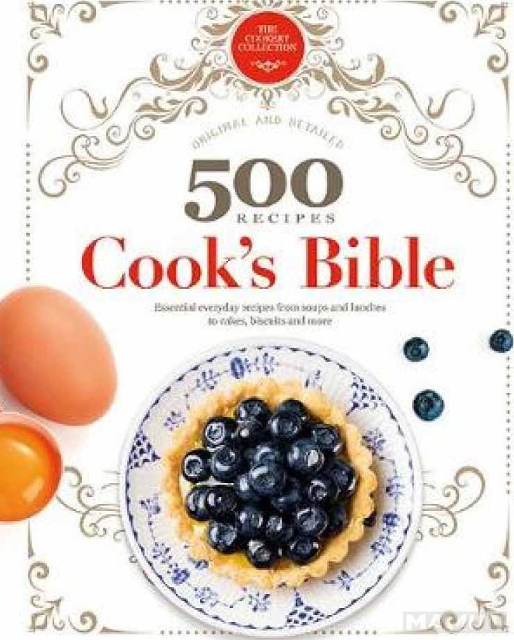 500 RECIPES COOKS BIBLE