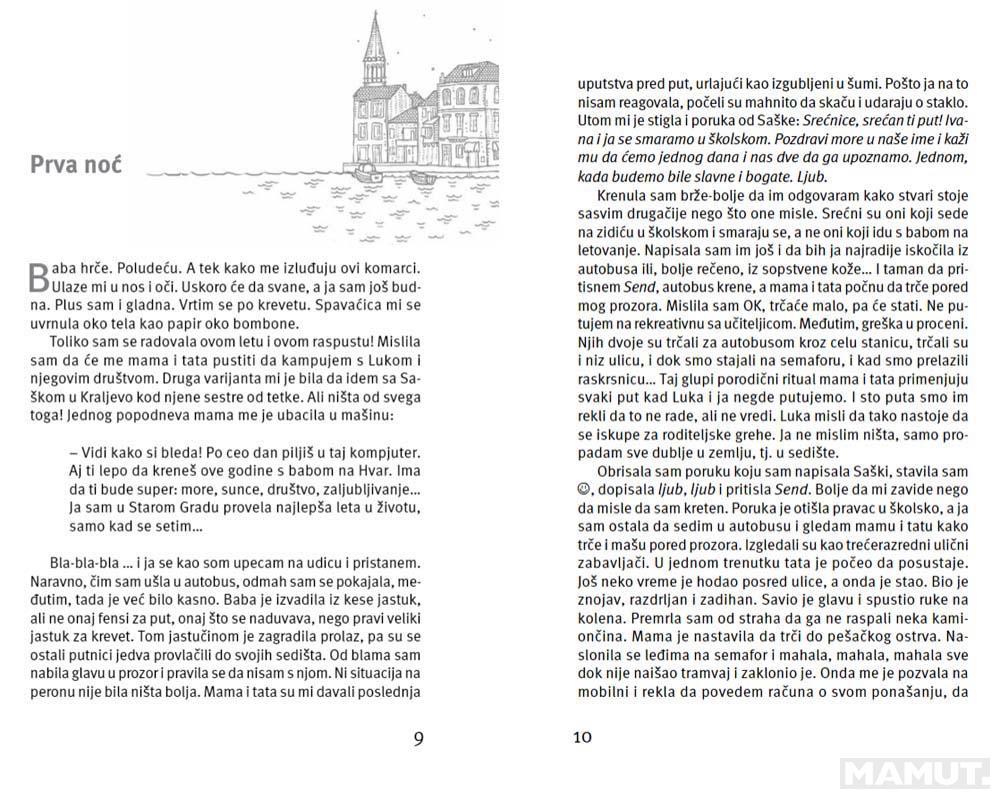 LETO KADA SAM NAUČILA DA LETIM 6. izdanje