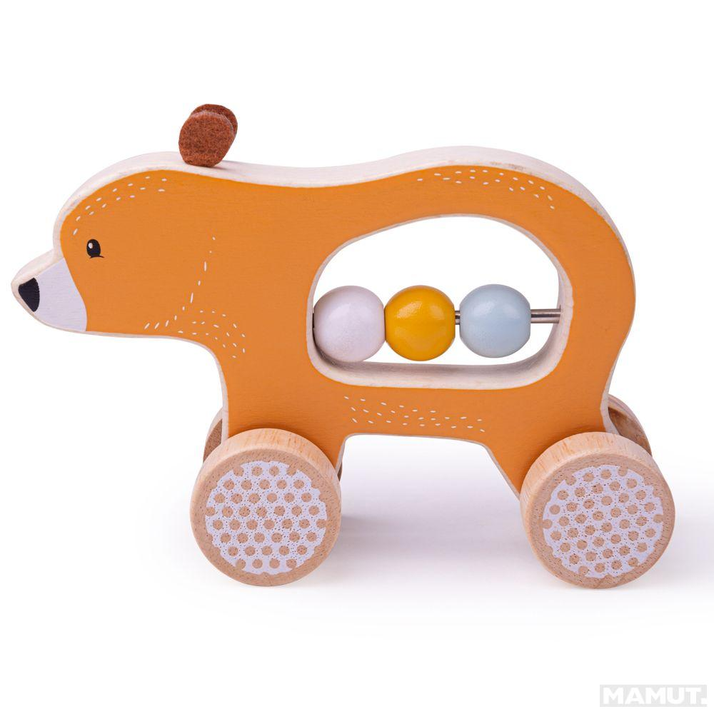 Igračka guralica BEAR