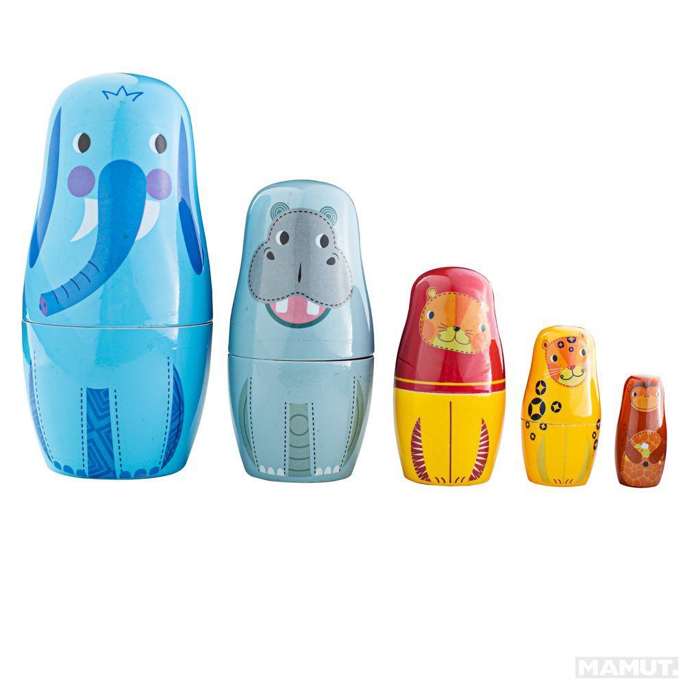 Dečija igračka RUSSIAN DOLLS Jungle Animal