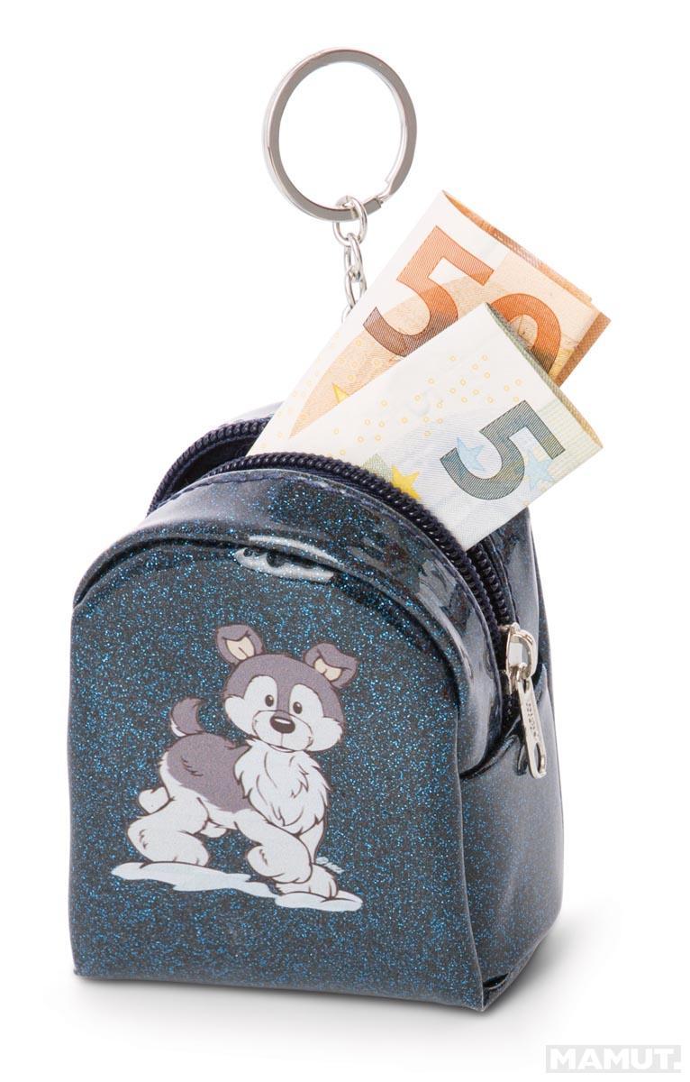 Privezak i mini novčanik HUSKY