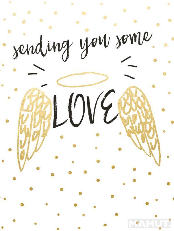 Čestitka SENDING LOVE