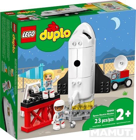 Igračka Lego kocke Space shuttle mission  Duplo, 2 g+