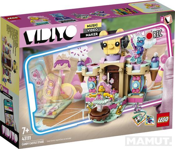 Lego kocke Candy Castle Stage, Vidyo, 7+