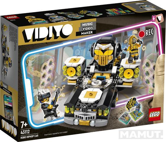 Lego kocke,Robo HipHop Car, Vidyo, 7+